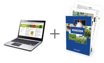 Novachem 2016/2017 Manual & 12 month Web Subscription